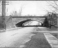 Woodbine Avenue bridge