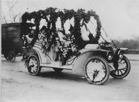 Matheson Automobile Company parade car
