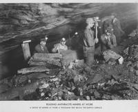 Reading Anthracite Miners at Work