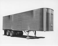 Trailer without truck