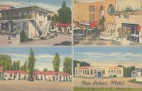 New Palace Motel, Albany, Kentucky