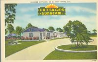 Sunbeam Cottages, Fort Myers, Florida