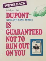 DuPont is Guaranteed Not to Run Out On You