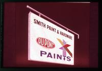 Smith Paint & Hardware. DuPont Paints
