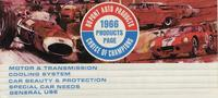 DuPont Auto Products Choice of Champions 1966 Products Page