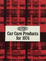 DuPont Car Care Products for 1974