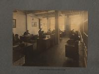 Superintendent and factory office