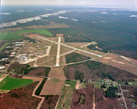 Millville Municipal Airport in Millville, New Jersey