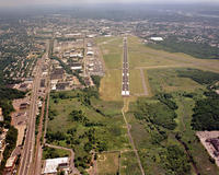 Teterboro Airport in Teterboro, New Jersey