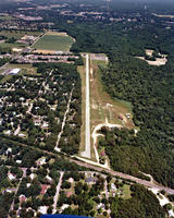 Camden County Airport in Berlin, New Jersey