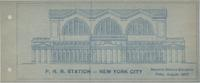 Pennsylvania Station--7th Avenue elevation
