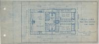 Pennsylvania Station--Plan of second floor