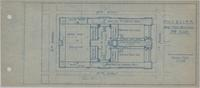 Pennsylvania Station--Plan of third floor