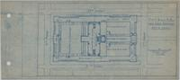 Pennsylvania Station--Plan of attic level
