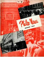 Philco News, Vol. 5, No. 5-6
