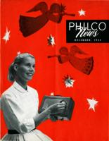 Philco News, Vol. 13, No. 9