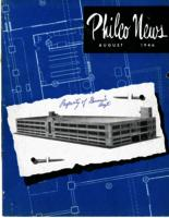 Philco News, Vol. 4, No. 5-6