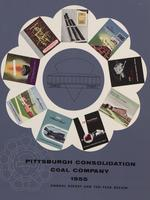Annual Report of Pittsburgh Consolidation Coal Company, 1955