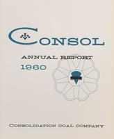 Annual Report of Pittsburgh Consolidation Coal Company, 1960