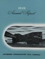 Annual Report of Pittsburgh Consolidation Coal Company, 1949