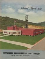 Annual Report of Pittsburgh Consolidation Coal Company, 1948