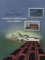 Annual Report of Pittsburgh Consolidation Coal Company, 1953