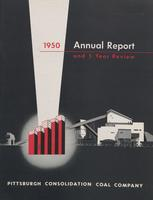 Annual Report of Pittsburgh Consolidation Coal Company, 1950
