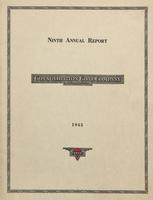 Annual Report of Consolidation Coal Company, 1943