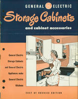 General Electric Storage Cabinets and Cabinet Accessories