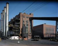 Penwood Power Station at Sparrows Point steel plant