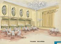Trianon Ballroom, New York Hilton at Rockefeller Center