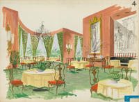 Design for a dining room