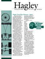 Hagley Newsletter [Winter 2006]