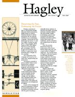 Hagley Newsletter [Fall 2007]