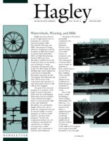 Hagley Newsletter [Winter 2001]