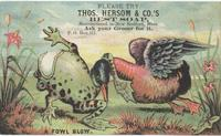 Please Try Thos. Hersom & Co.'s Best Soap
