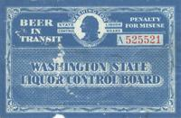 Washington State Liquor Control Board, Beer in Transit