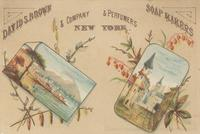 David S. Brown & Company, Soap Makers & Perfumers, New York