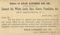 Star Linseed Oil Co.