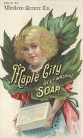 Maple City Self Washing Soap