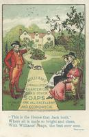Williams' Granulated Charter Oak and Other Soaps