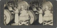 Removing Butter from the Churn, Cohocton, N.Y.