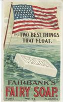 The Two Best Things That Float: Fairbank's Fairy Soap