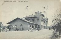 Southern Pacific Depot in Tucson, Ariz.