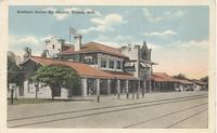 Southern Pacific Railway Station in Tucson, Ariz.