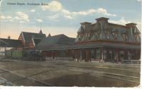 Union Depot in Atchison, Kan.