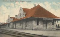 Southern Pacific Depot in Nogales, Ariz.