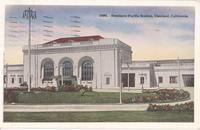 Southern Pacific Station, Oakland, Calif.