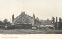 Southern Pacific Railway Depot in Sacramento, Calif.