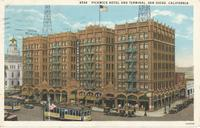 Pickwick Hotel and Terminal, San Diego, Calif.